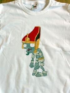 pharaoh zombie