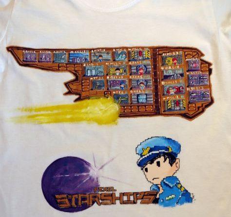 Pixel Starship