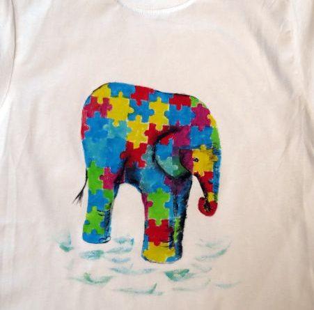 Elefantel – puzzle