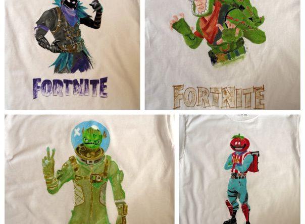 Fortnite – Raven, Rex, Tomato Head, Leviathan