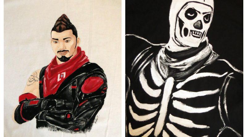 Fortnite – Midnight Ops & Skull Trooper