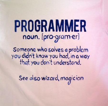 Tricou de programator :)