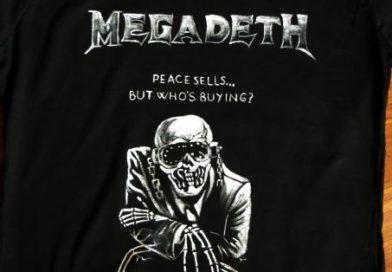 Megadeth – Peace sells