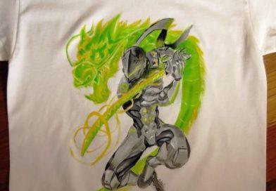Genji – Overwatch
