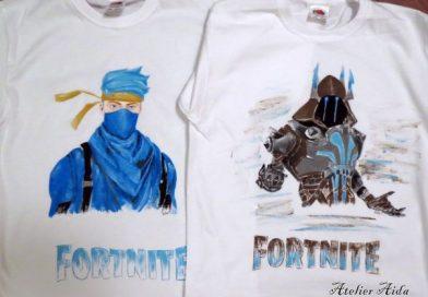 Ninja & Ice King (Fortnite)