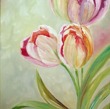 tablou in ulei